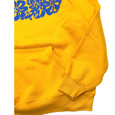 🌺LAHAINA CREWS HOODIE MADE IN USA size L