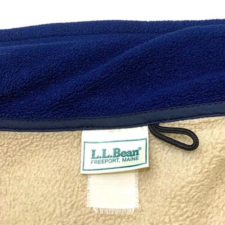 90's  L.L.BEAN FLEECE JACKET size M〜L程