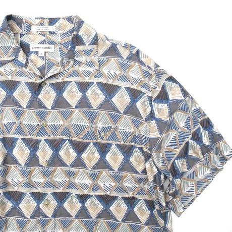 pierre cardin rayon shirt   size L程