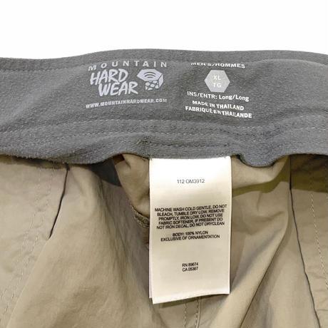 MOUNTAIN HARD WEAR NYLON SHORTS size XL