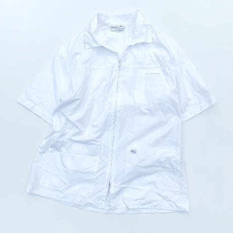 utility uniform barbershirt size M