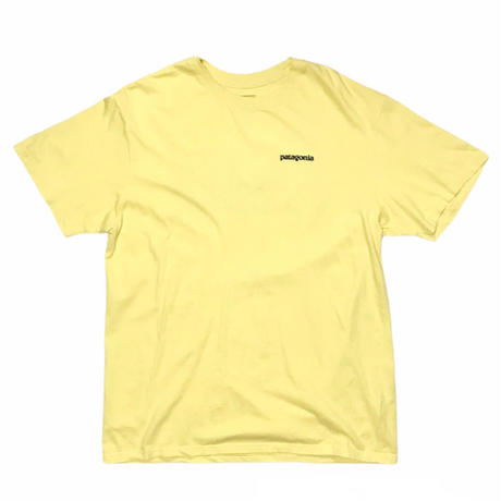 """Patagonia Tee """"Yellow-Size-L""""  """"Charcoal-Size-M"""""""