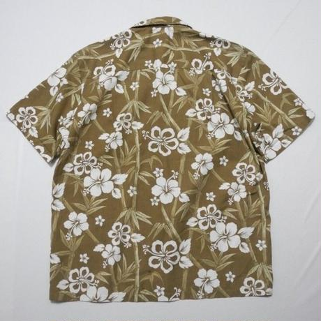 Paradise Style Aloha Shirt MADE IN HAWAIIL