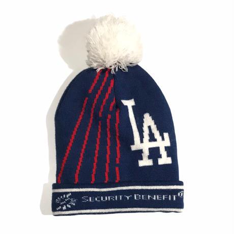 LA Dodgers Beanie Condition-mint