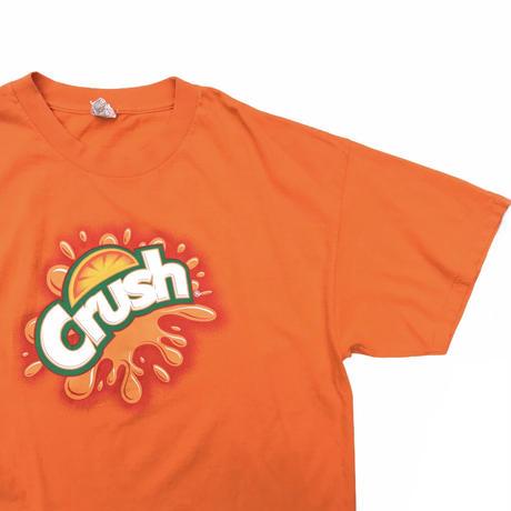 ORANGE Crush Tee Size-XL