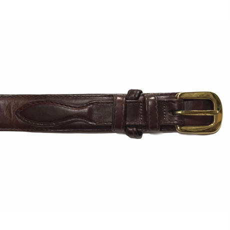 LAND'S END Belt w34 85cm MADE IN USA