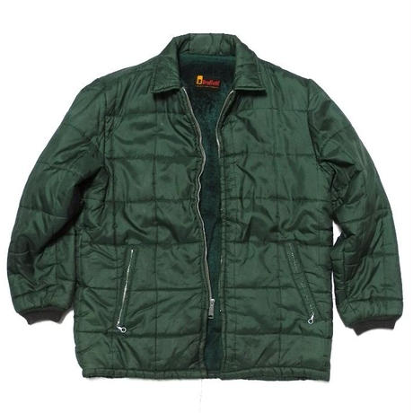 70s Bradfield Nylon Boa Jacket size M~L程