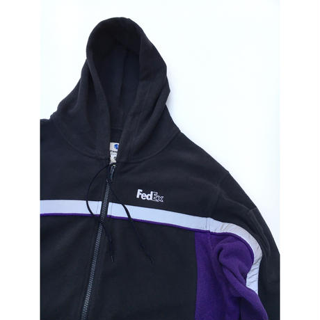 FedEx Fleece Foodie Size-M