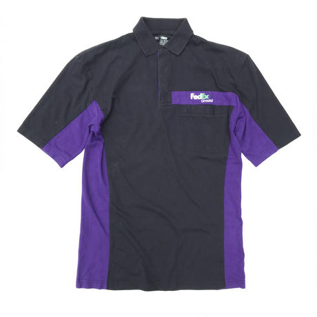 FedEx S/s Polo Shirt Size-M