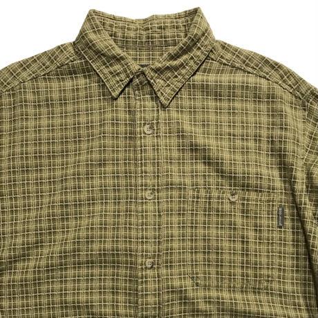 WOOLRICH🐏  L/s Cotton Shirts Size-L