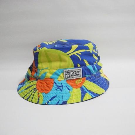 NEW POLO by Ralph Lauren   reversible  Bucket Hat S-M