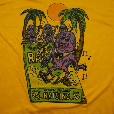80s California Raisins T-shirt XL
