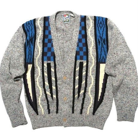 CONCRETE ACRYLIC KNIT XL
