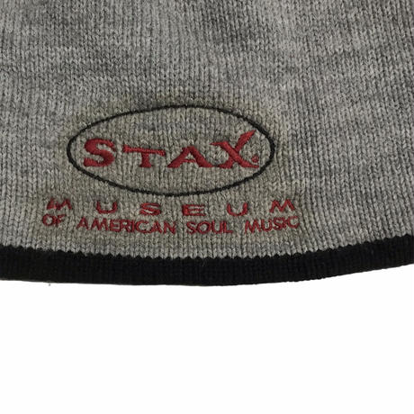 """""""Stax Records"""" STAX MUSEUM Beanie"""