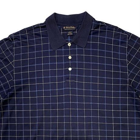 Brooks Brothers Mercerised Cotton Polo Shirt  size L程