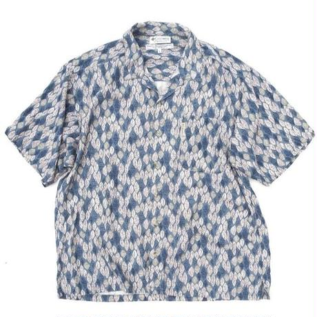 columbia rayon shirt  size-L