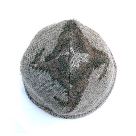 WOOL KNIT CAP