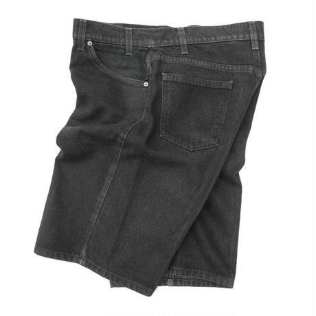 Levi's 550 Denim Shorts Size-w34 L11  MADE IN USA