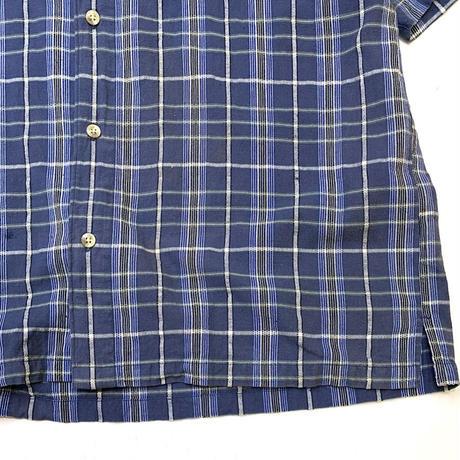 Columbia Cotton Check Shirt size L
