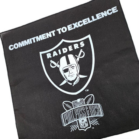 NEW RAIDERS GATORADE  BANDANA