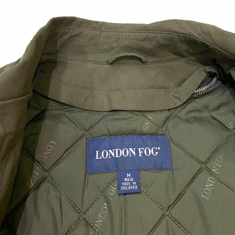 NEW LONDON FOG QUILTING LINER JACKET size M〜L程