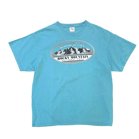 ROCKY MOUTAIN NATIONAL PARK T-SHIRT size L程