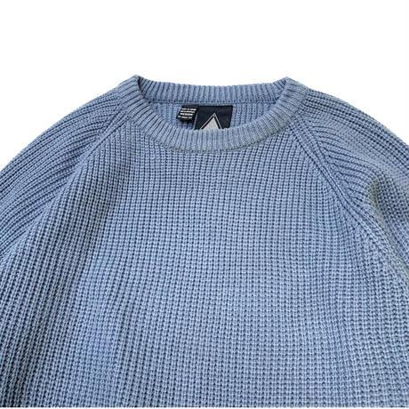 Raglan Sleeve Acrylic Knit size M