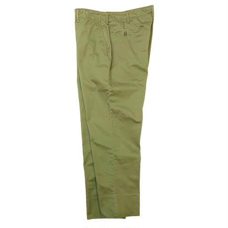 〜60's BOYSCOUTS PANTS size 35inch