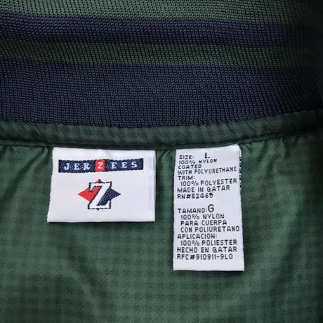 JERZEES🍃 NYLON Pullover Jkt Size-L Condition-mint