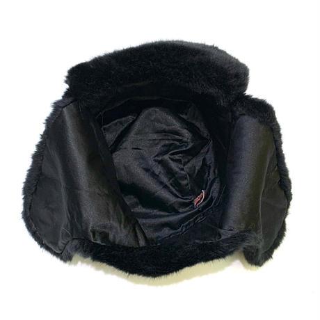 FUR BOMBER CAP