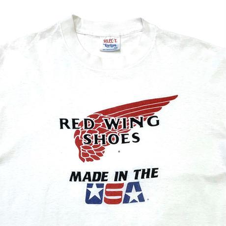 80-90's REDWING T-SHIRT size L程