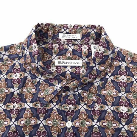 BURMA BIBAS COTTON S/s Shirt Size-L