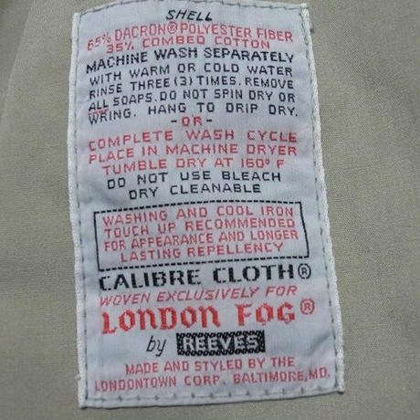 LONDON FOG SWING TOP  44X−LONG