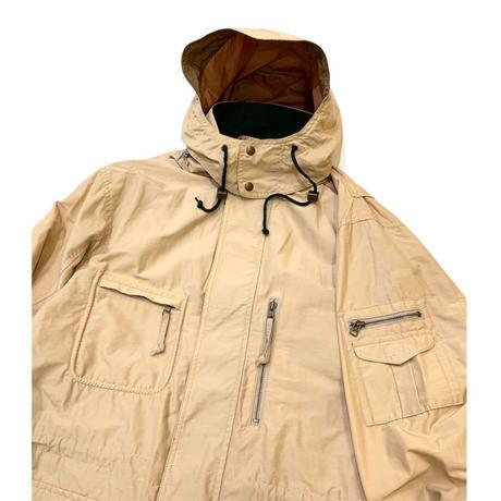 🏔〜90's EDDIE BAUER MOUNTAIN JACKET(COTTON/NYLON) size L
