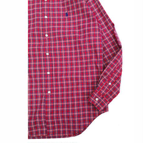 Ralph Lauren B.D Check Shirt size M程