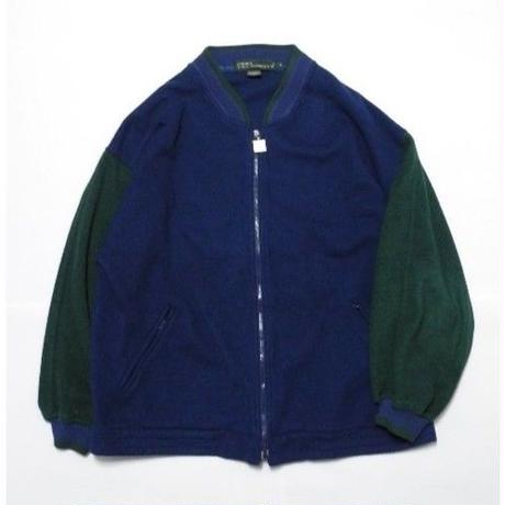 2TONE FLEECE JACKET M