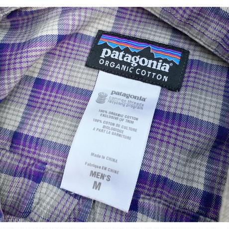 PATAGONIA ORGANIC COTTON SHIRT size M