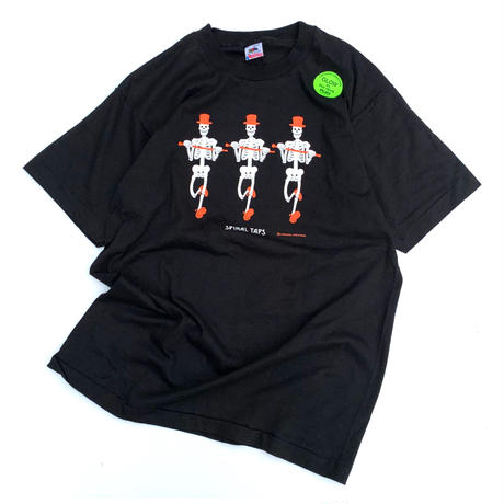 DEADSTOCK SPINAL TAPS T-SHIRT MADE IN USA size L