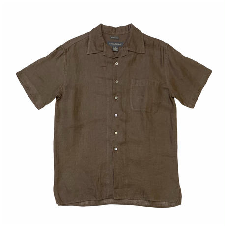 BANANAREPUBLIC IRISH LINEN SHIRT size M程