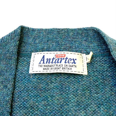 Shetland Wool Vest size M程