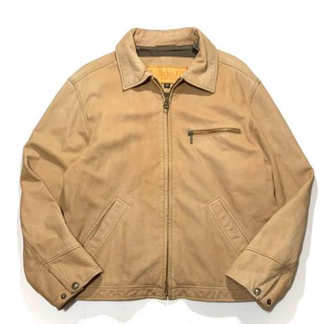 Timberland Leather Jacket  size M