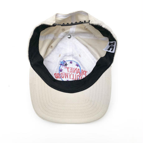 PLANET HOLLYWOOD CAP MADE IN USA