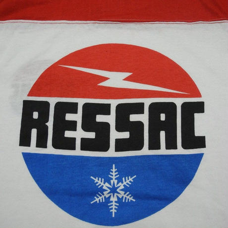 RESSAC T-shirt MADE IN USA L