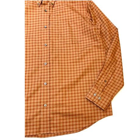 Eddie Bauer Check B.D Shirt size L