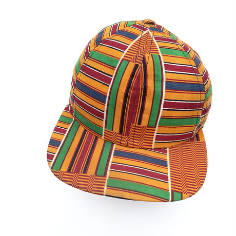 Ethnic Pattern Cap made in usa