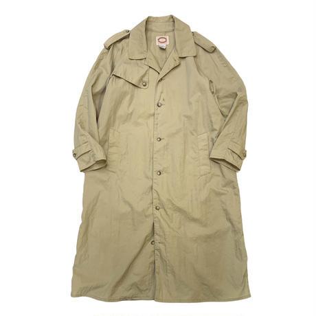 BANANA REPUBLIC NYLON LONG COAT (B) size L