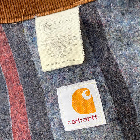 100YEARS CARHARTT DUCK JACKET MADE IN USA size 40