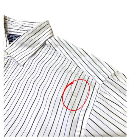 Ralph Lauren L/S Striped Shirt size M程