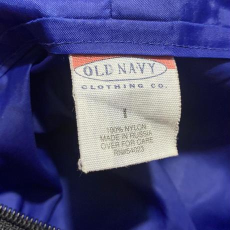 OLD NAVY NYLON ANORAK size L程
