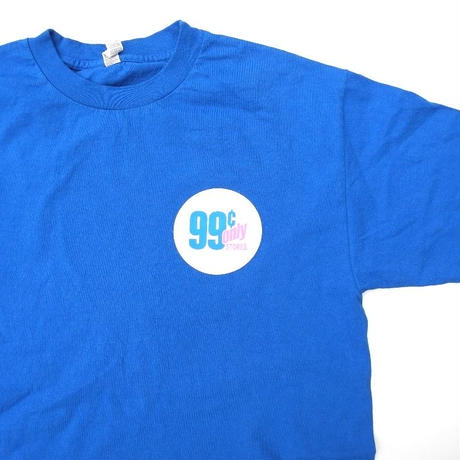 """NEW  99¢ only STORES  T-SHIRT   SIZE-M   """"DO THE 99"""""""
